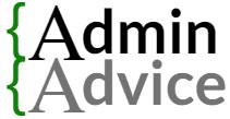 Admin Advice